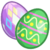 Расписные яйца (иконка)