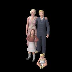 Capp familie
