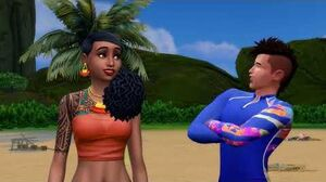 Die Sims 4™ Inselleben Offizieller Reveal-Trailer