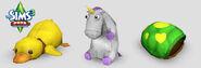 Les Sims 3 Animaux & Cie Concept art 15