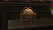 Tiny Globe Detail