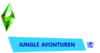 De Sims 4 Jungle Avonturen Logo V2