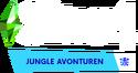 De Sims 4 Jungle Avonturen Logo V2