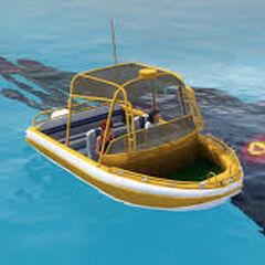 El Kraken y en barco
