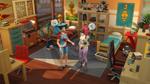 Les Sims 4 À la fac 04