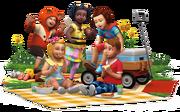 Les Sims 4 Kit Bambins Render 1