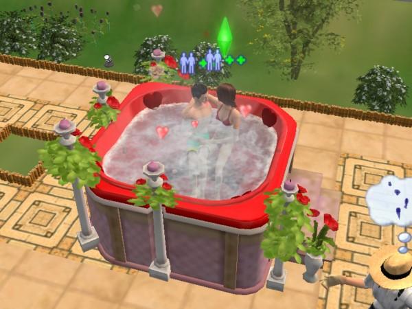 Free sims 2 sex tub