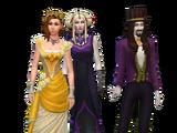 Коммуна Благородные вампиры