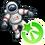 Carriere Astronaut Ruimteranger DS4