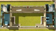 Casa da Íris, segundo andar