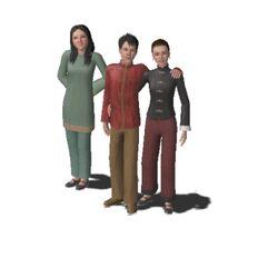 Famille Kim