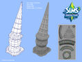 Les Sims 3 Showtime Concept art 27