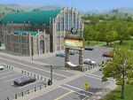Les Sims 3 University 28