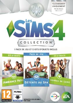 Packshot Les Sims 4 Collection 1