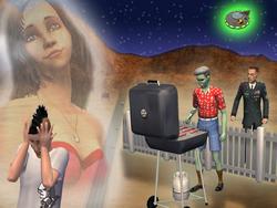 Sims 2 strejndžtaun slika br. 1