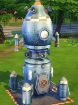 Rocket ship | The Sims Wiki | FANDOM powered by Wikia