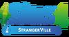 De Sims 4 StrangerVille Logo