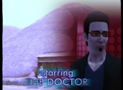 Doctor Who - The Sims 3 The Doctor