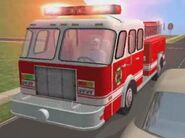 Fire truck (The Sims 2)