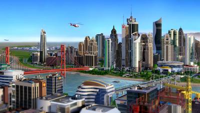 SimCity - Un Mundo Como Una Maqueta