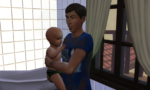 Sims 4 Tycho1 Toddler