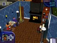Белла Гот (The Sims Console GameCube)