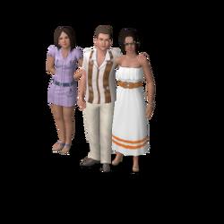 Alto familie (Isla Paradiso)