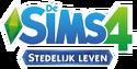 De Sims 4 Stedelijk Leven Logo