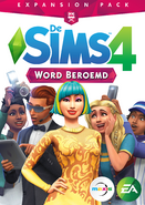 De Sims 4 Word Beroemd Cover