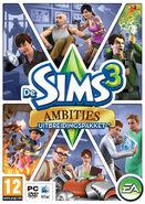 Les Sims 3 Ambitions (Couverture Néerlandaise)