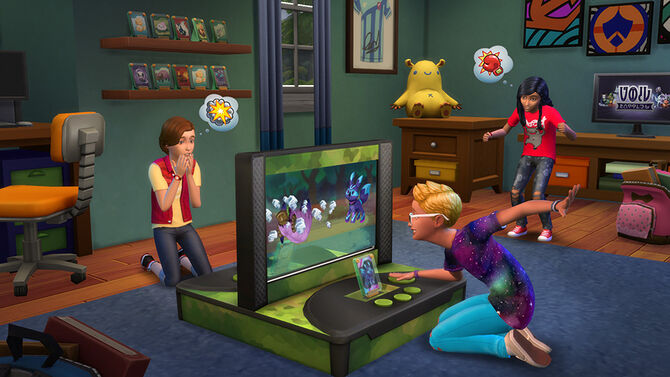 Sims4 Cuarto de Niño2