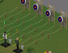Archery ranges