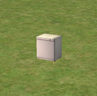 Ts2 MMM mini fridge