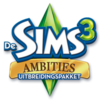 De Sims 3 Ambities Logo 2