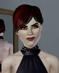 Elvira Slayer Vampiresa