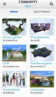 Galerie Les Sims 4 mobile
