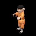Gnome magique Maître Manchu