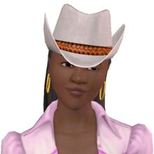 Krystal Williams (Sims 3)