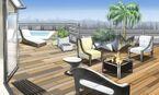 Les Sims 3 Inspiration Loft Concept art 2