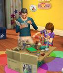 Les Sims 4 Être parents 07