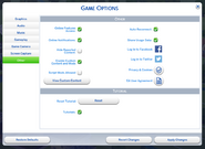 TS4 Options Other