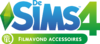 De Sims 4 Filmavond Accessoires Logo
