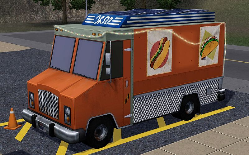 Food truck | The Sims Wiki | FANDOM powered by Wikia