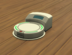 Robot Vacuum The Sims Wiki Fandom Powered By Wikia