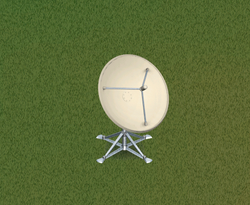 Satellite Dish, The Sims 1