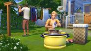 The Sims 4 Laundry Day Stuff Screenshot 01