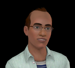 Arnold Matlapin (De Sims 3)