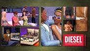 De Sims 3 Diesel Accessoires release trailer