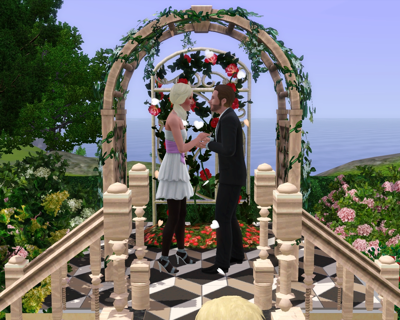 Image Getmarriedg The Sims Wiki Fandom Powered By Wikia