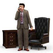 Les Sims 4 Mise à jour Carrières Render 1